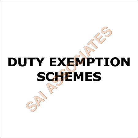 Duty Exemption Schemes Service