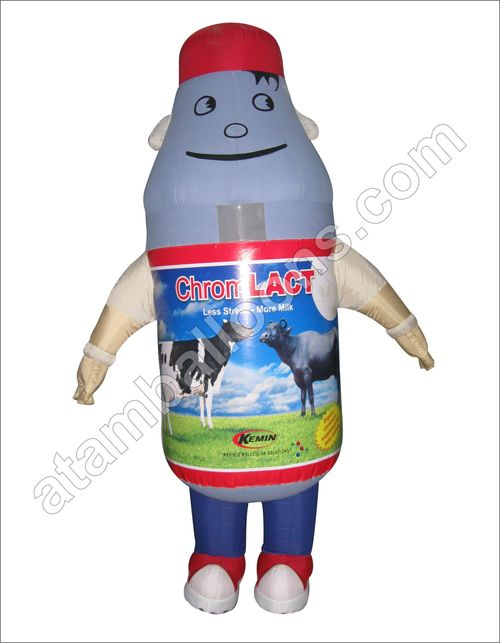 Inflatable Colorful Advertising Walking Balloon