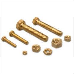 Brass Bolt  Nuts
