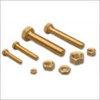 Brass Bolt  Nuts