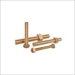 Plain Brass Bolts