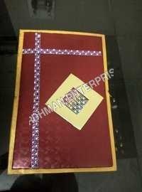 Dry Fruit File Box