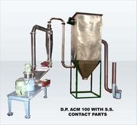 Stainless Steel Air Classifier