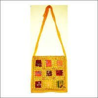 Cotton Sequin Bags