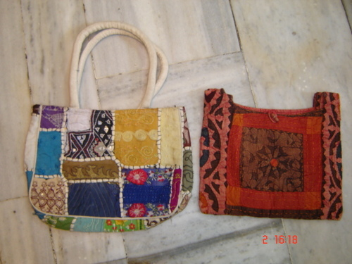 Fashion Sequin Patchwork Bags