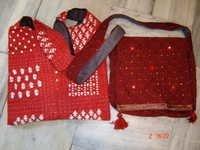 Sequin Patchwork Shoulder Bags