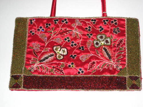 Sequin Tote Bags