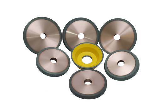 CBN DOUBLE DISC GRINDING WHEELS
