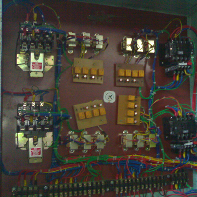 Fully Automatic Electric Control Panel