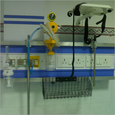 Bed Head Panel for ICU