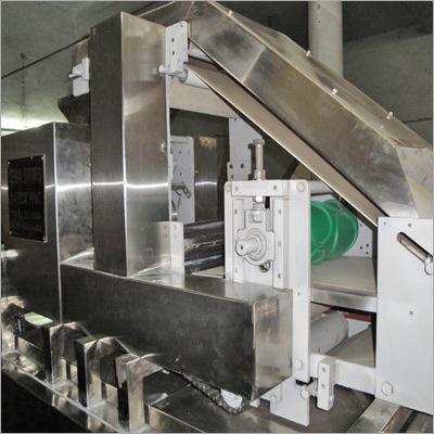 Auto Poori Making Machine