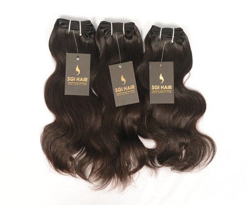 Indian Human Hair Weft Loose Wave