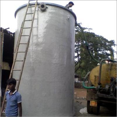 Large Frp Tank