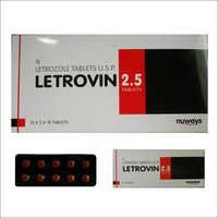Letrovin 2.5 Tablets