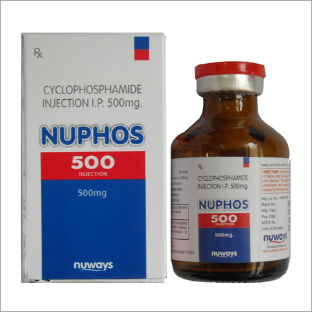 Nuphos 500 Injection 500mg