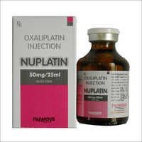 Nuplatin 50mg - 25ml Injection