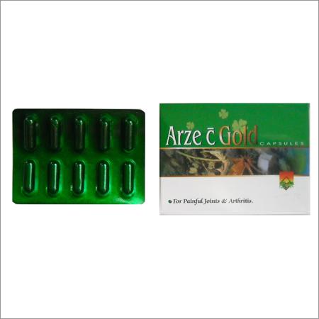 Arze C Gold Capsules