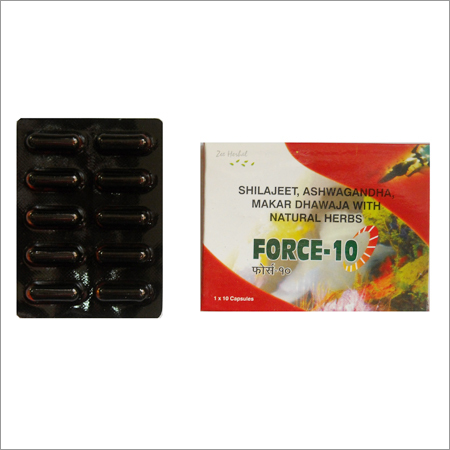 Force-10 Capsules