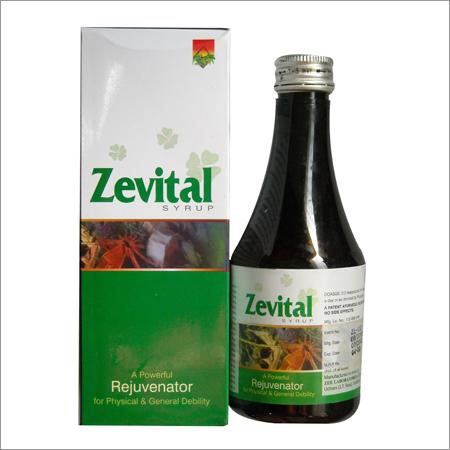 Zevital Syrup