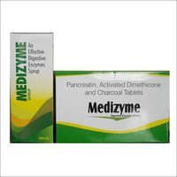 Medizyme Syrup & Tablets