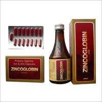 Zincoglobin Syrup & Capsules