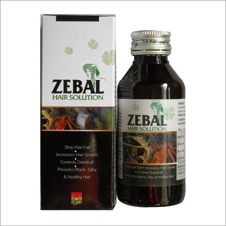 Zebal Hair Solution