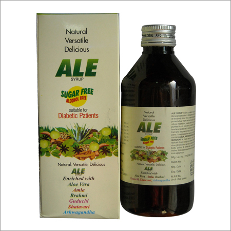 Ale Syrup