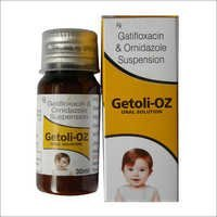 Getoli-OZ Oral Solution