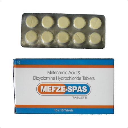 Mefze-Spas Tablets