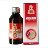Monadryl Cough Syrup