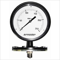 Schaffer Diaphragm Gauges