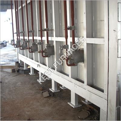 Bogie Hearth Furnace System
