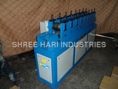 Plate Body Roll Forming Machine