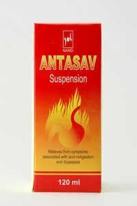Antasav Suspension