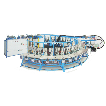 Footwear Semiautomatic Static Plant
