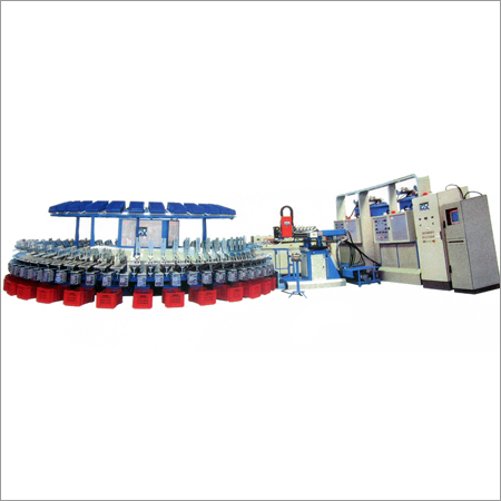 Automatic Rotary Plant