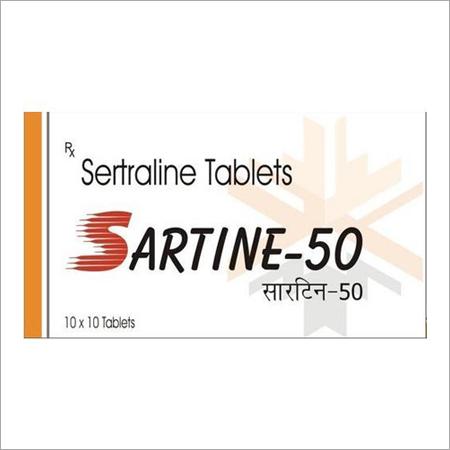 Sertraline 50mg Tablets