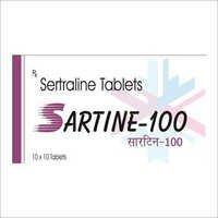 Sertraline 100mg Tablets