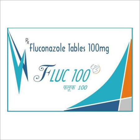Fluconazole 100mg Capsules