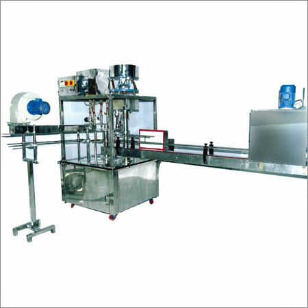 Automatic Bottling Plant