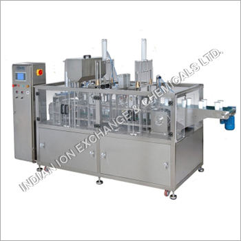 Glass Filling & Sealing Machine