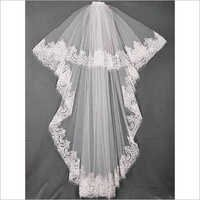 Hand Embroidery Veil