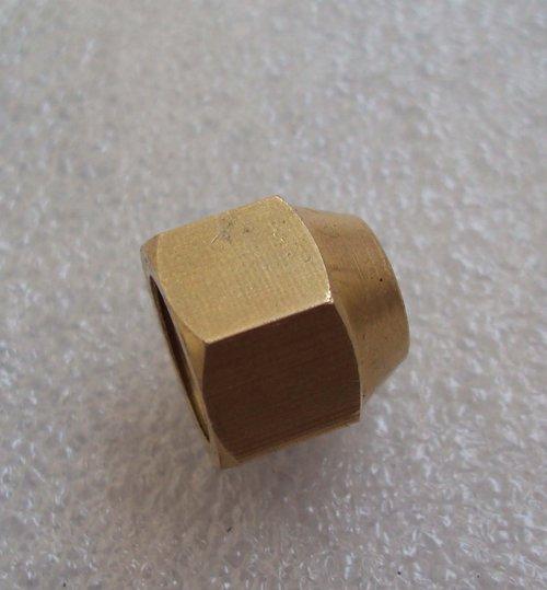 Brass Flare Cap Nut