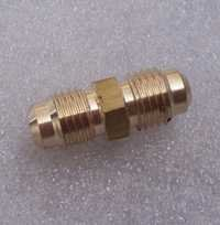 Brass Flare Male Connector