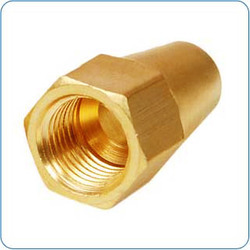 Brass Flare Nut Long