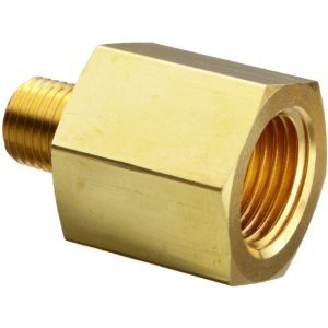 Brass Reducing Male Female Adapter