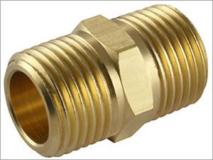 Brass Reducing Hex Nipples