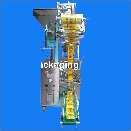 Snacks Packaging Machine