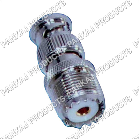 BNC Male To UHF Female Connector