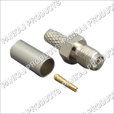 SMA Female Crimp Type RG 58